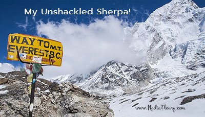 Unshackled Sherpa