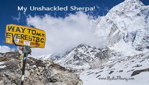 Unshackled Sherpa